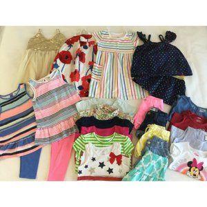 Girls 3T Clothes Gap Old Navy OshKosh Summer